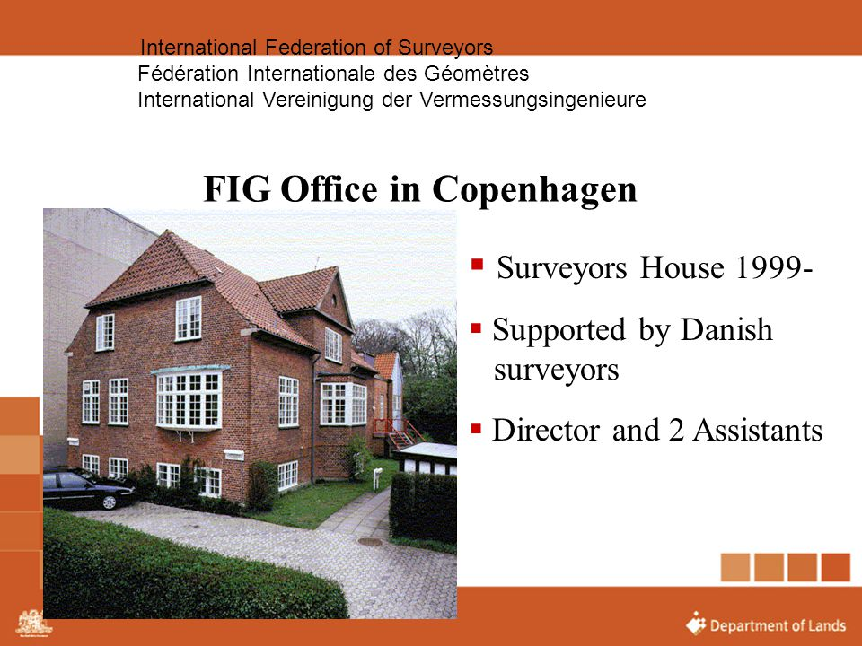 FIG Office in Copenhagen