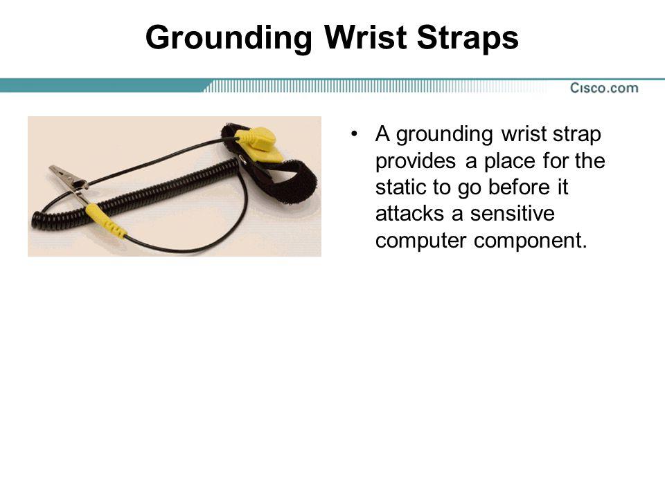 Grounding Wrist Straps