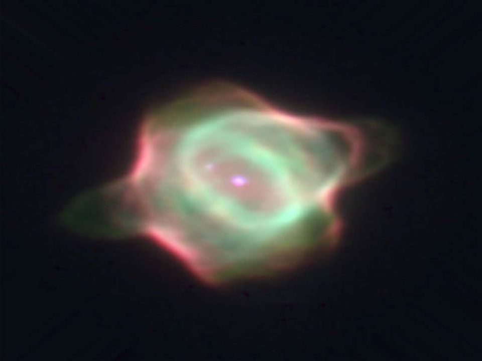 Stingray Nebula – youngest nebula known