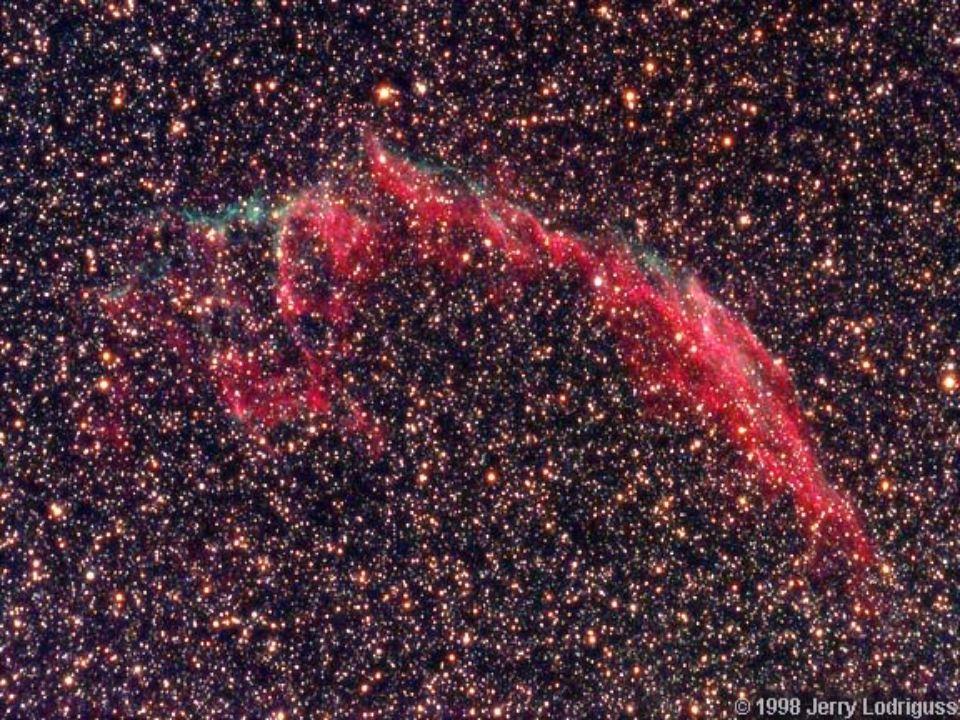 Supernova remnant – Veil Nebula – NGC6992