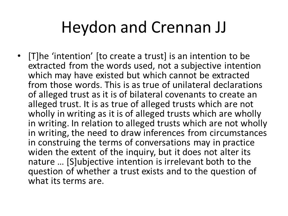 Heydon and Crennan JJ