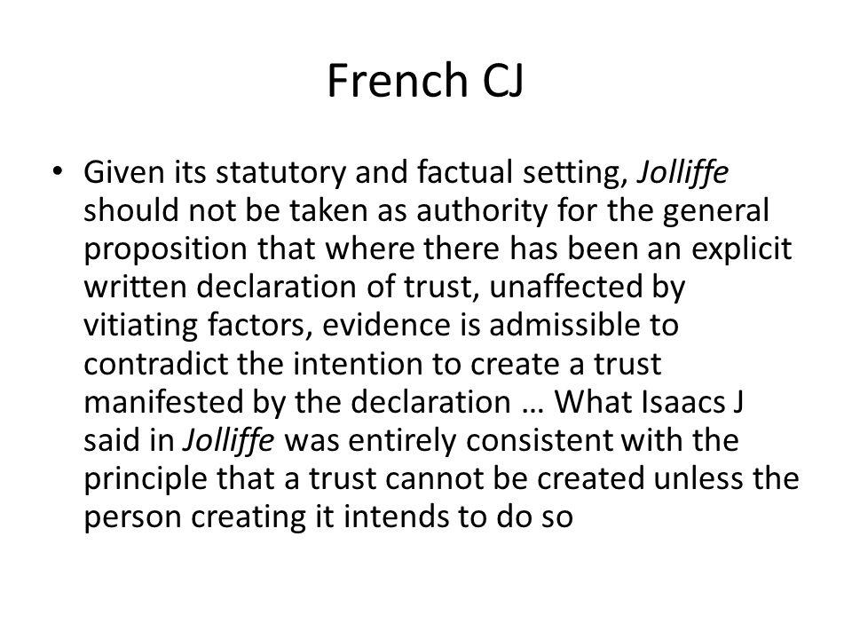 French CJ