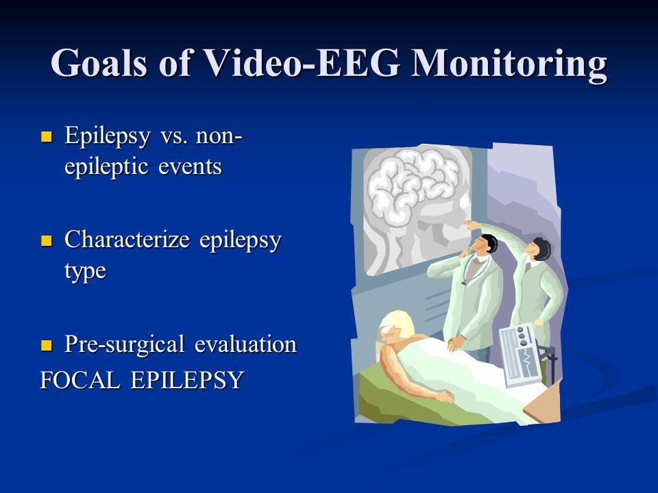Goals of Video-EEG Monitoring