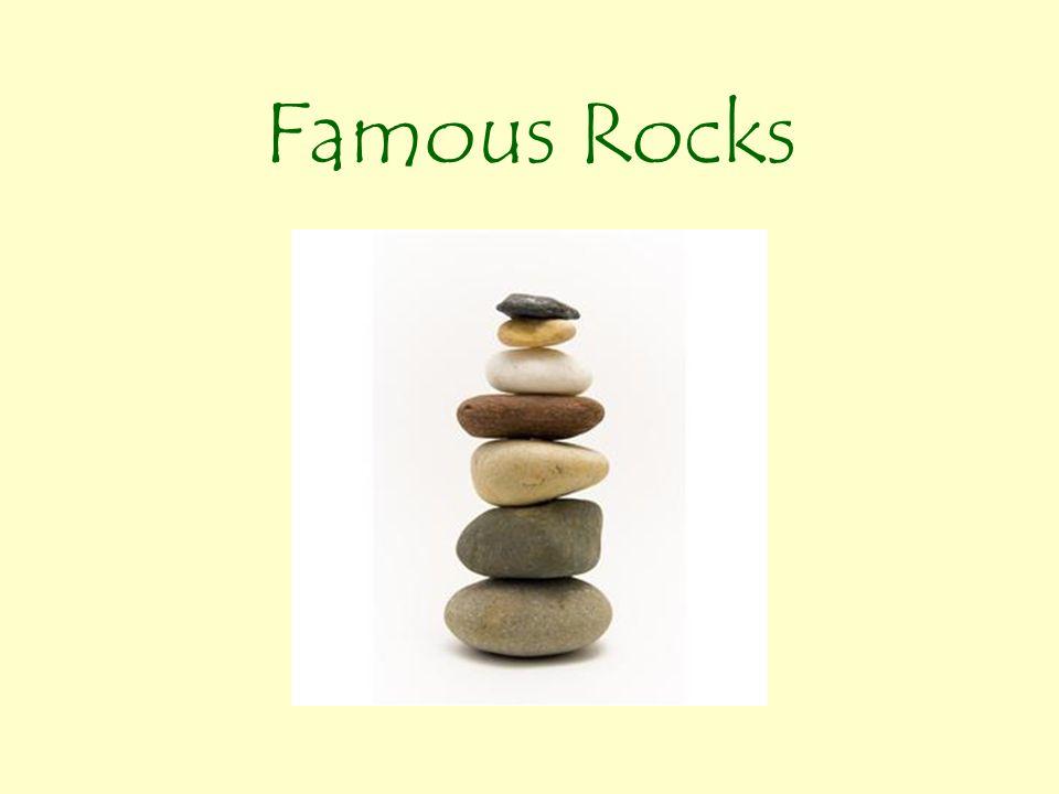 Famous Rocks