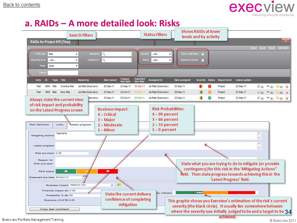 a. RAIDs – A more detailed look: Risks