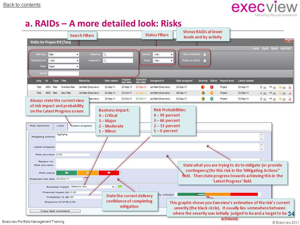 a. RAIDs – A more detailed look: Risks