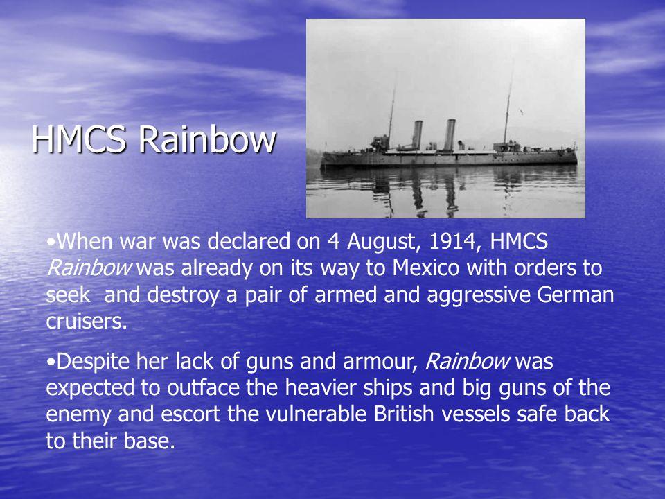 HMCS Rainbow