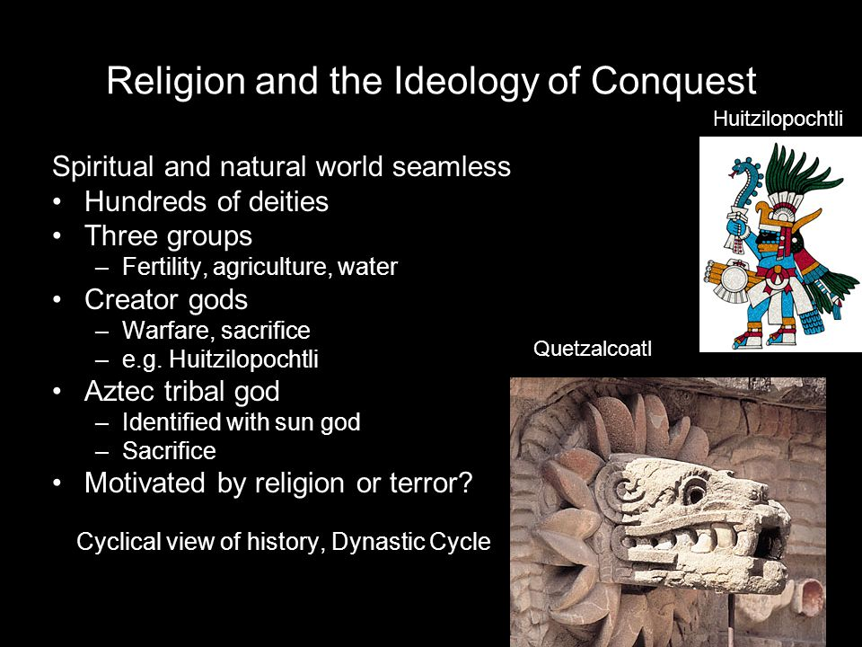 Religion and the Ideology of Conquest