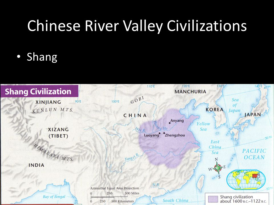 Chinese River Valley Civilizations