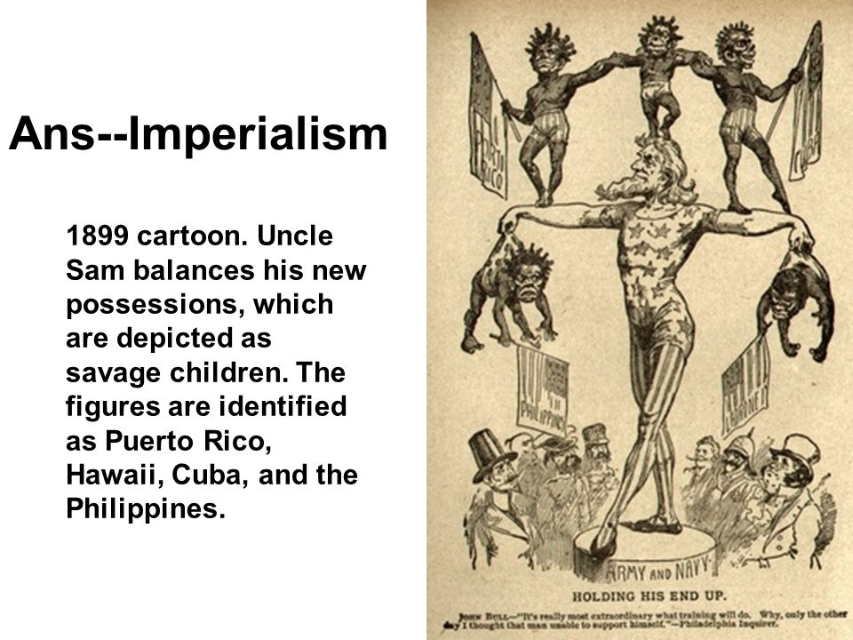Ans--Imperialism
