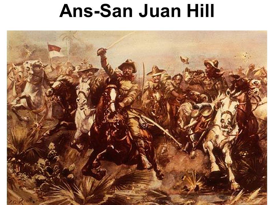 Ans-San Juan Hill