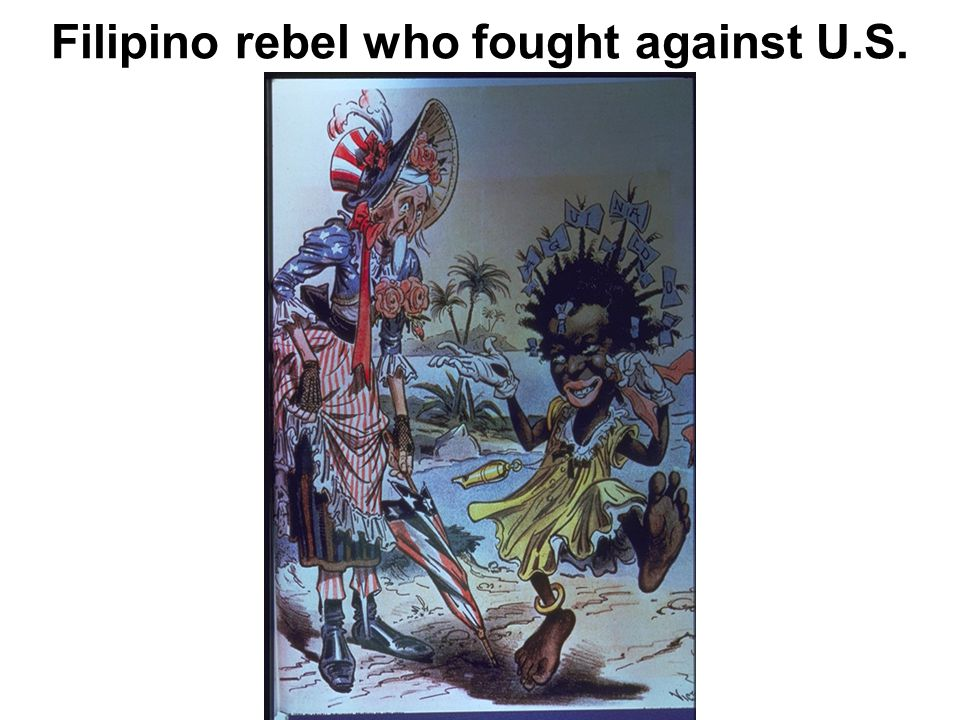 Filipino rebel who fought against U.S.