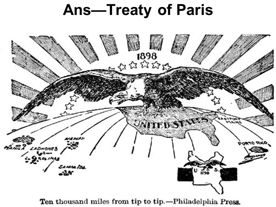 Ans—Treaty of Paris