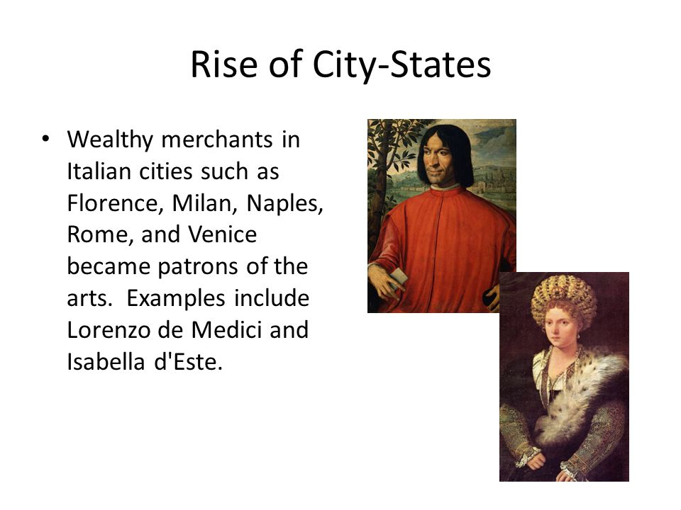 Rise of City-States