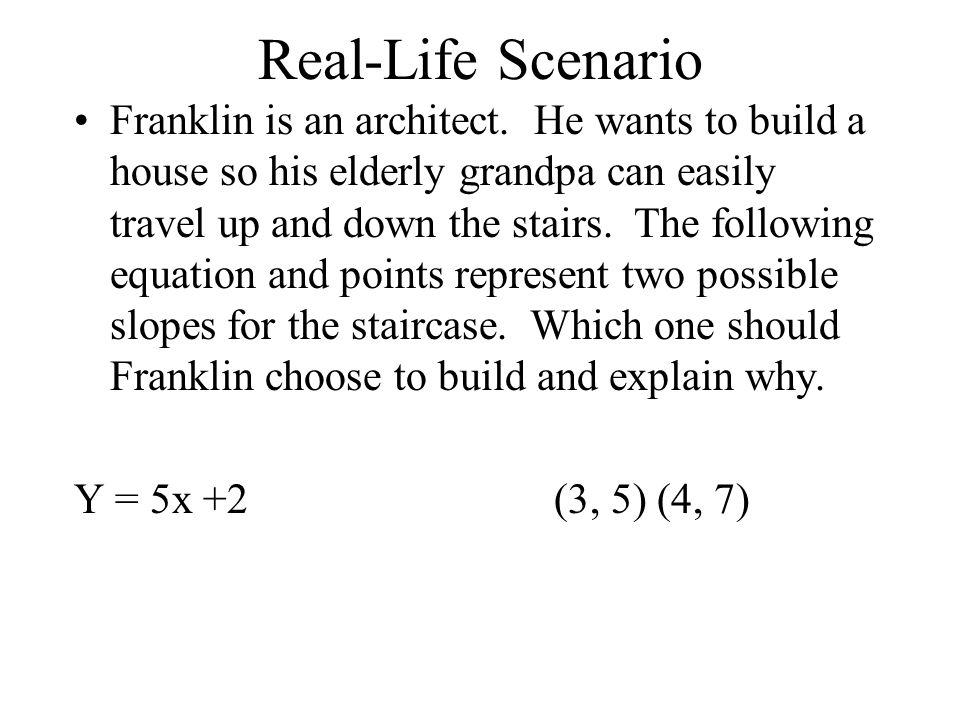 Real-Life Scenario