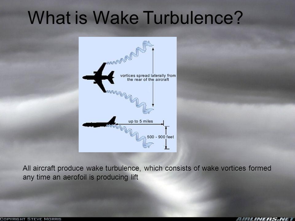 What is Wake Turbulence