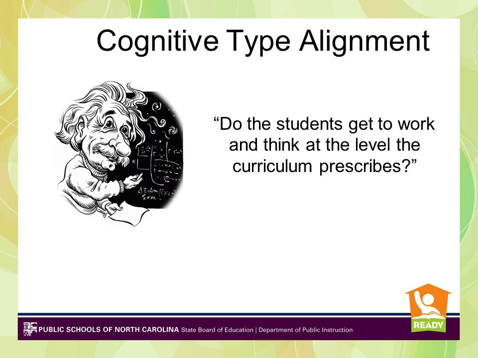 Cognitive Type Alignment