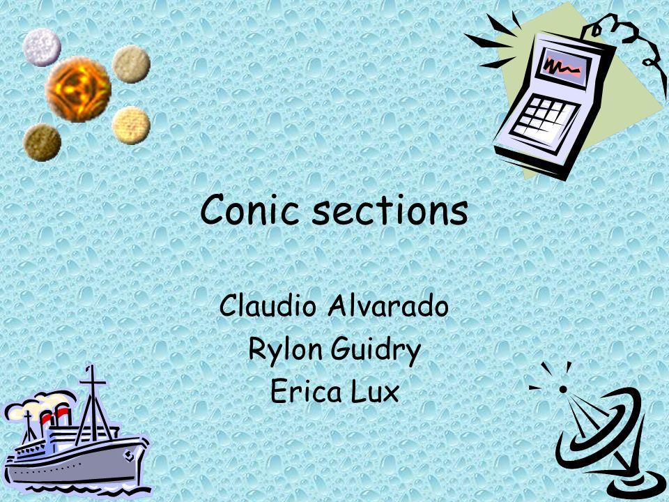 Claudio Alvarado Rylon Guidry Erica Lux
