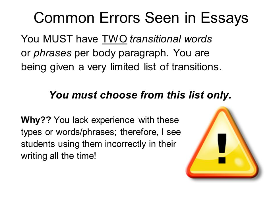 common problems with essays Thematic articles -- the most common form of collected works in the social  anti -poverty land reform issues never die: collected essays on.