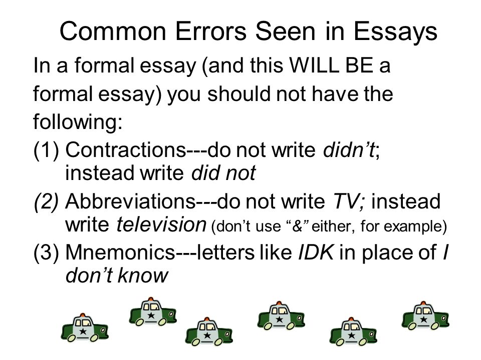 words to use in an essay instead of you Study flashcards on words to use instead of show at cramcom quickly memorize the terms, phrases and much more cramcom makes it easy to get the grade you want.
