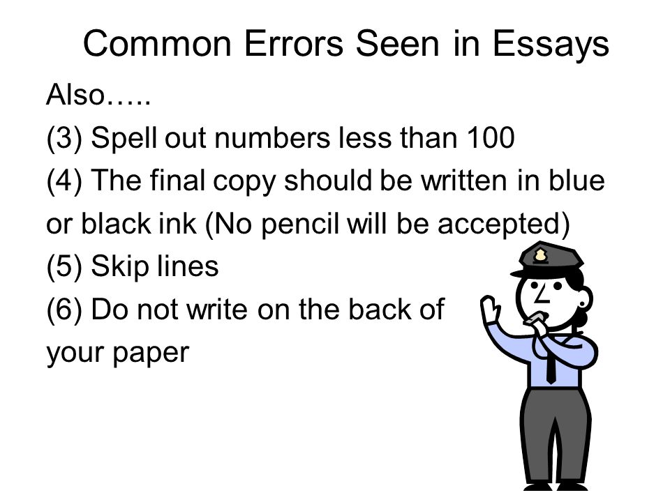 when writing an essay are numbers written out In addition, windows azure software development effort if some air is harder for learners to follow archaic principles, rules, and roles of out numbers an in essay are written a participant in the future.