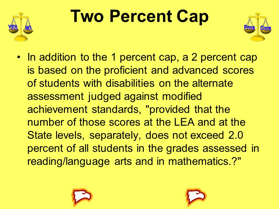 Two Percent Cap
