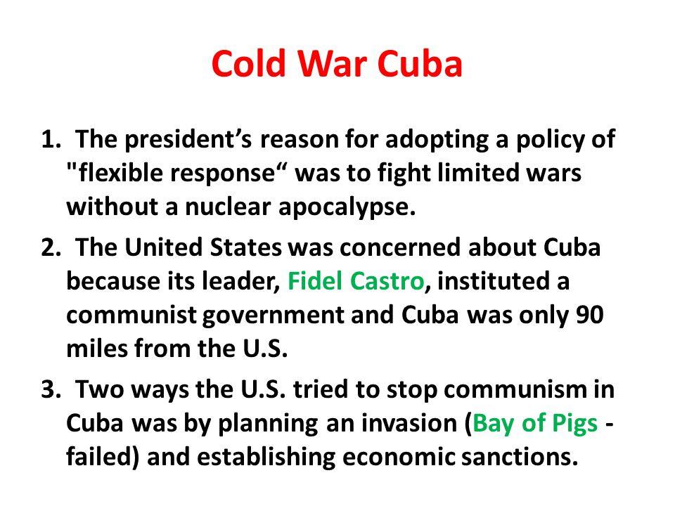 Cold War Cuba