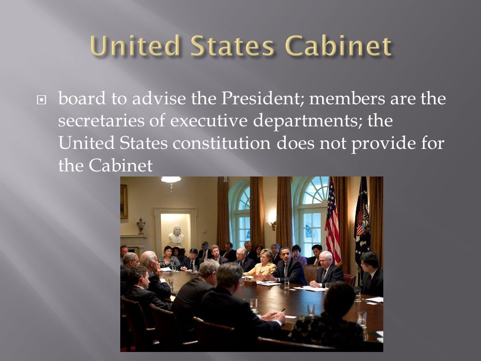 United States Cabinet