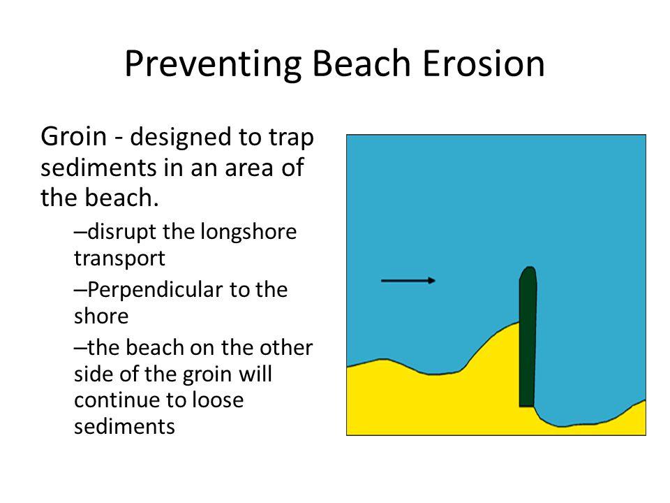 Preventing Beach Erosion