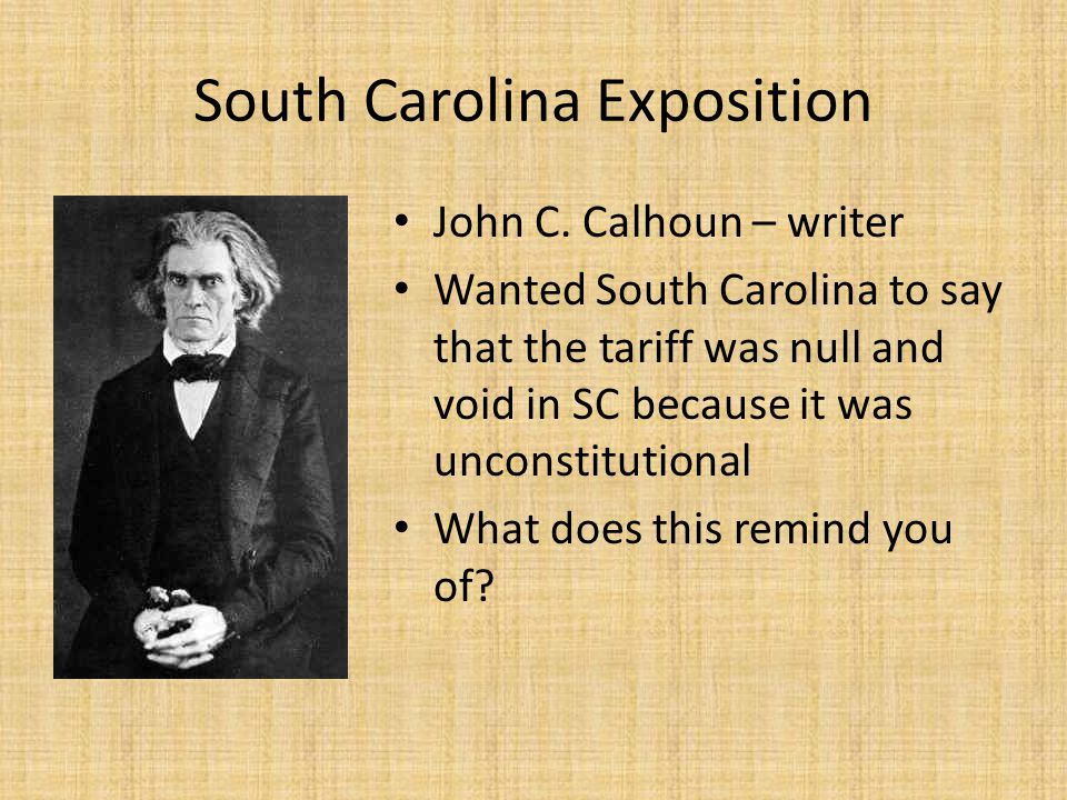 South Carolina Exposition