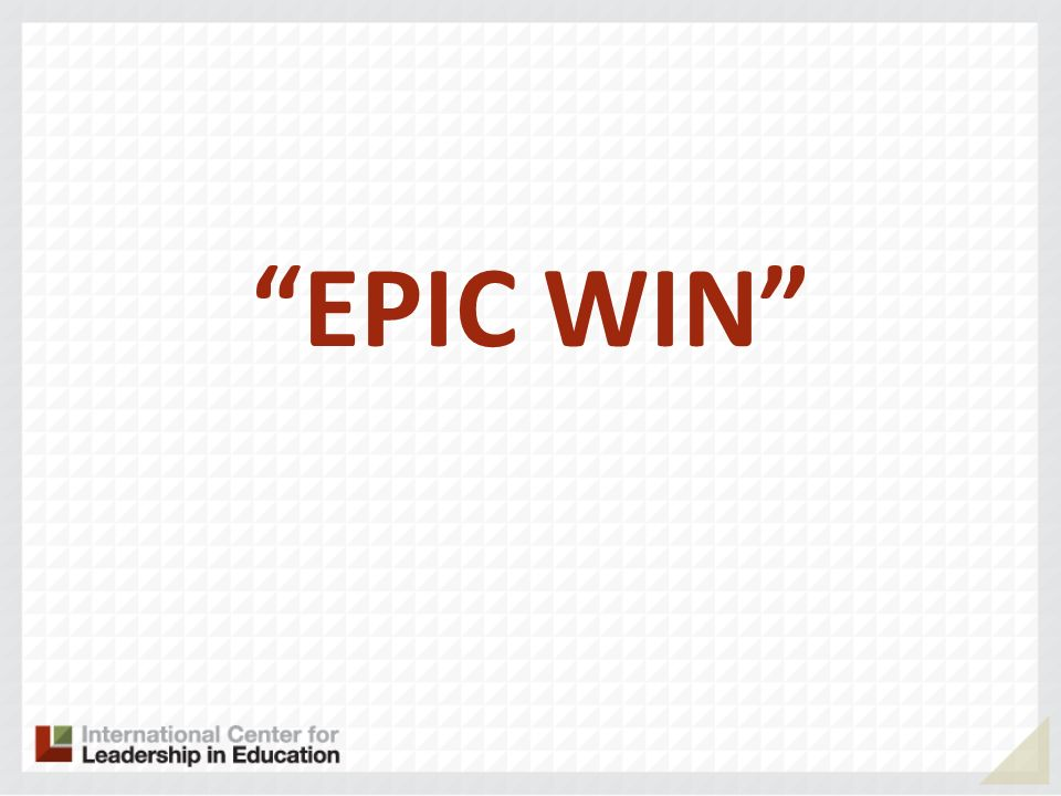 EPIC WIN 84