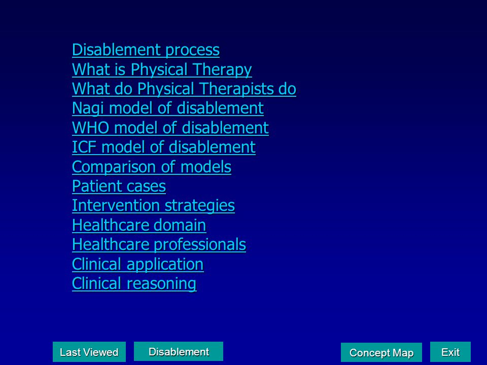 What is Physical Therapy What do Physical Therapists do