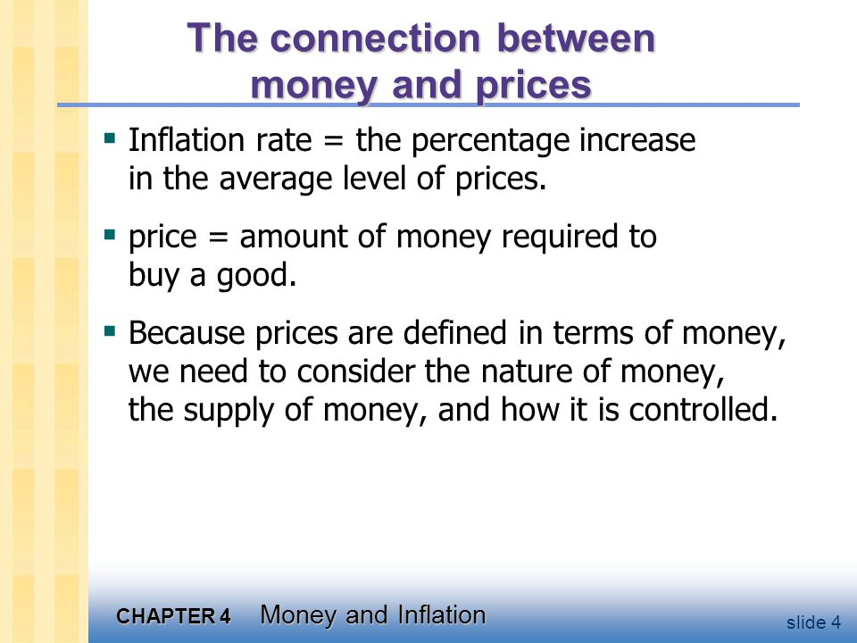 Money: definition Money is the stock of assets that can be readily used to make transactions.