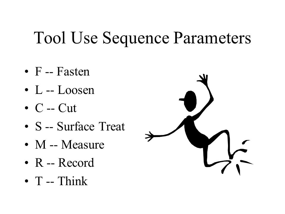 Tool Use Sequence Parameters