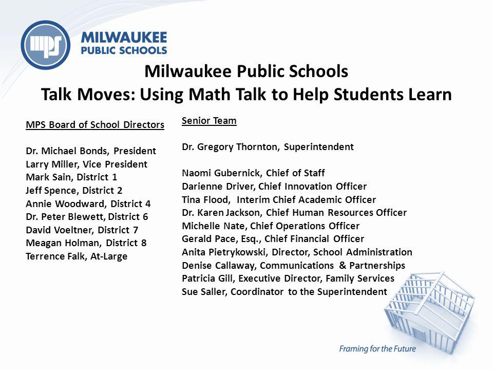 Milwaukee Public Schools