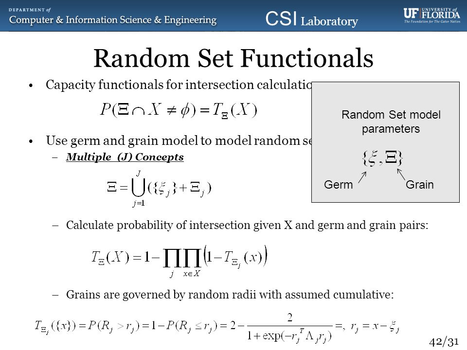 Random Set Functionals