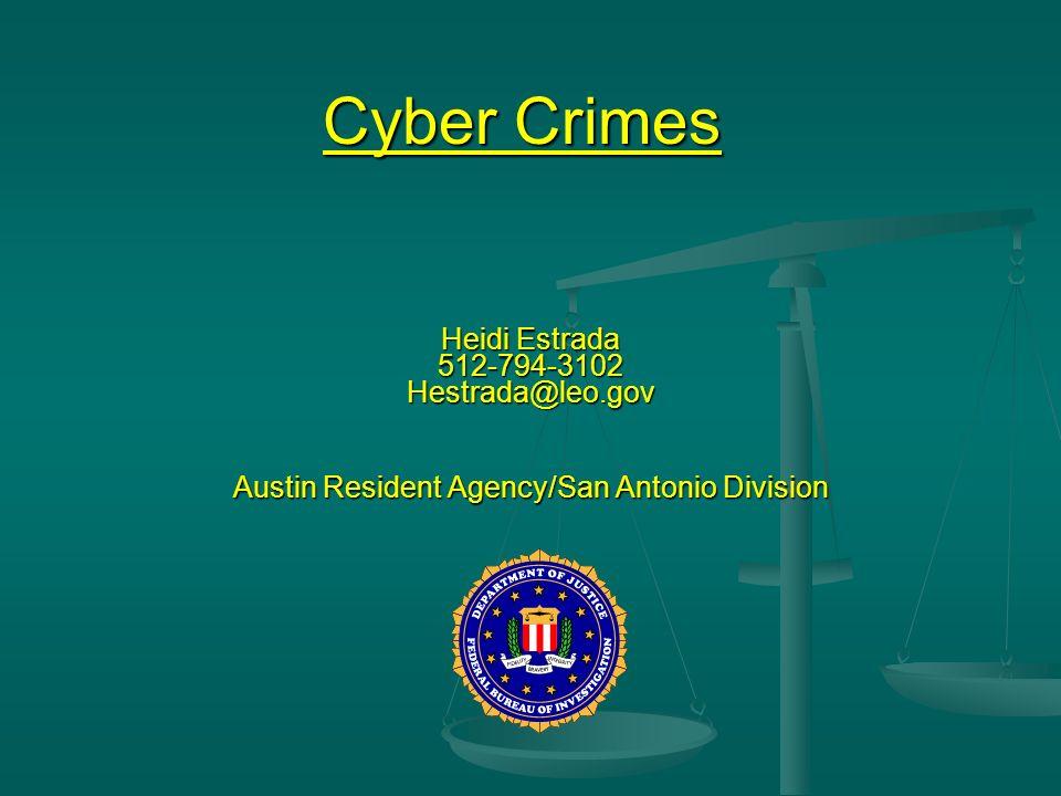Austin Resident Agency/San Antonio Division
