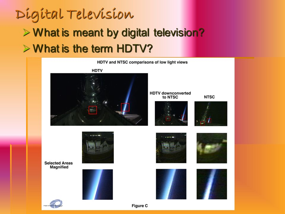 Digital Television What is meant by digital television