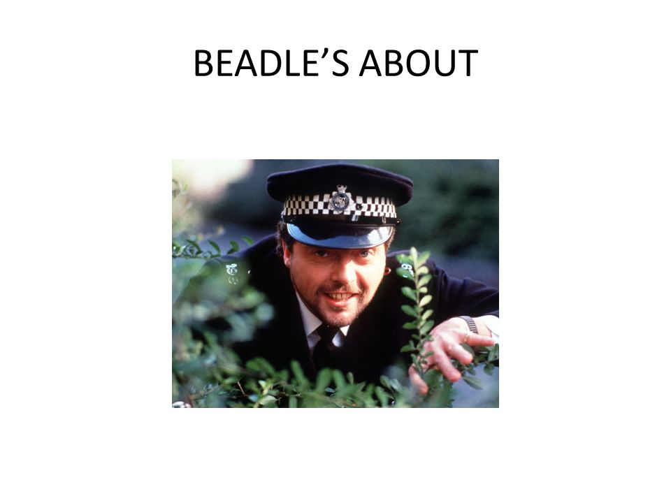 BEADLE'S ABOUT