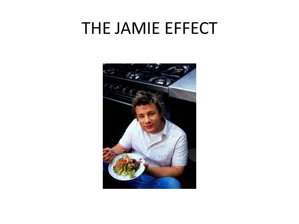 THE JAMIE EFFECT