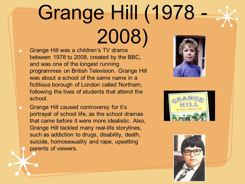 Grange Hill (1978 - 2008)