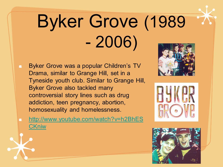Byker Grove (1989 - 2006)