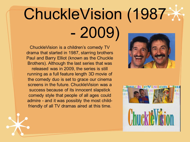 ChuckleVision (1987 - 2009)