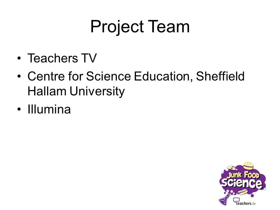 Project Team Teachers TV