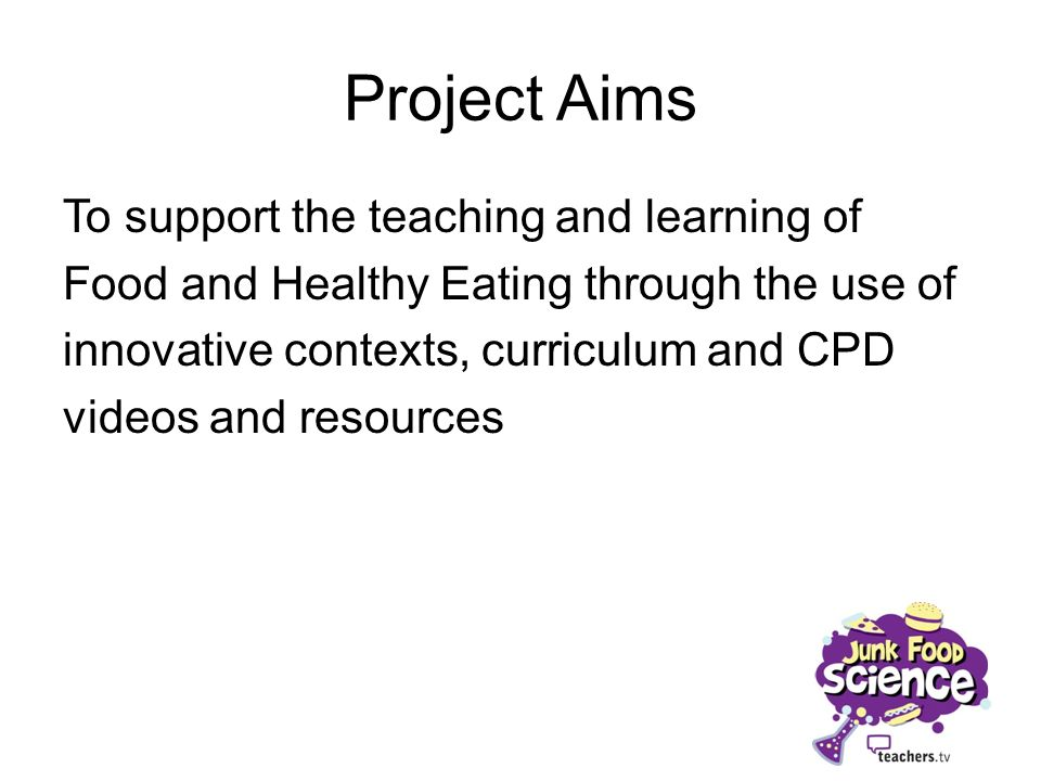 Project Aims
