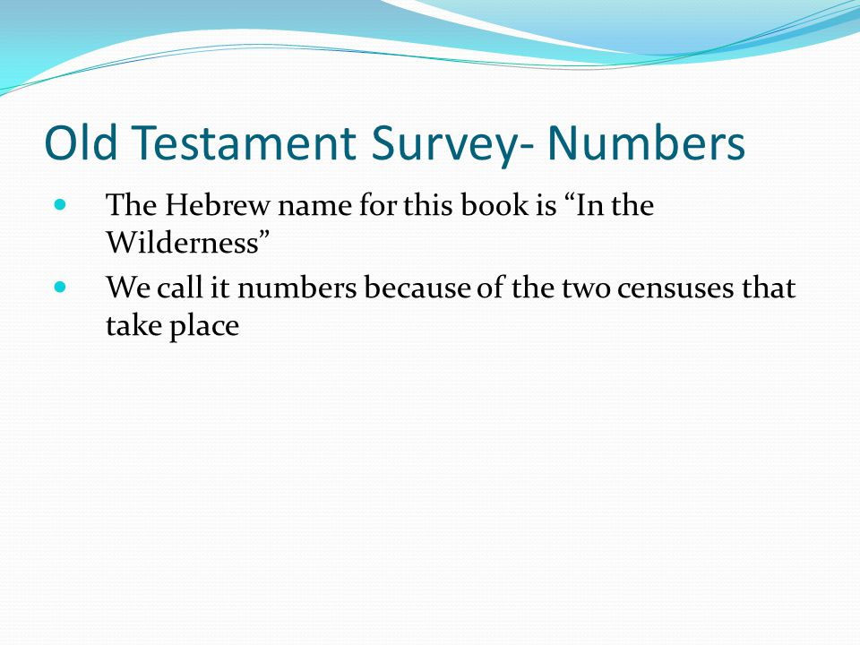 old testament survey Old&testament&survey& douglasstuart& 4 1 introduction' a thisoverviewfocusesonthecontentofeachotbookandthecorresponding eventsthatgiveits.