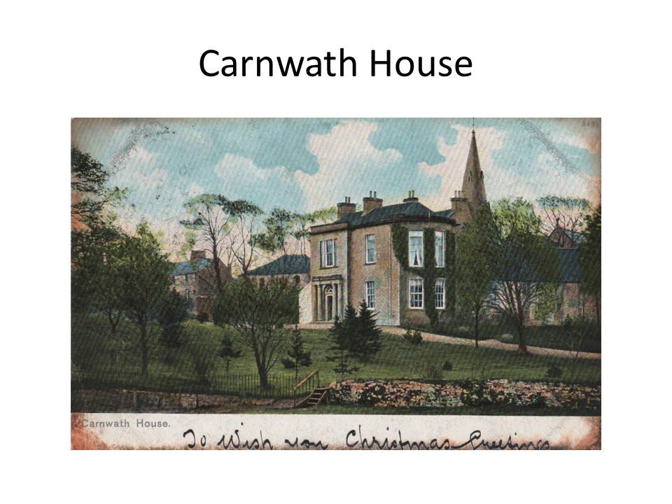 Carnwath House