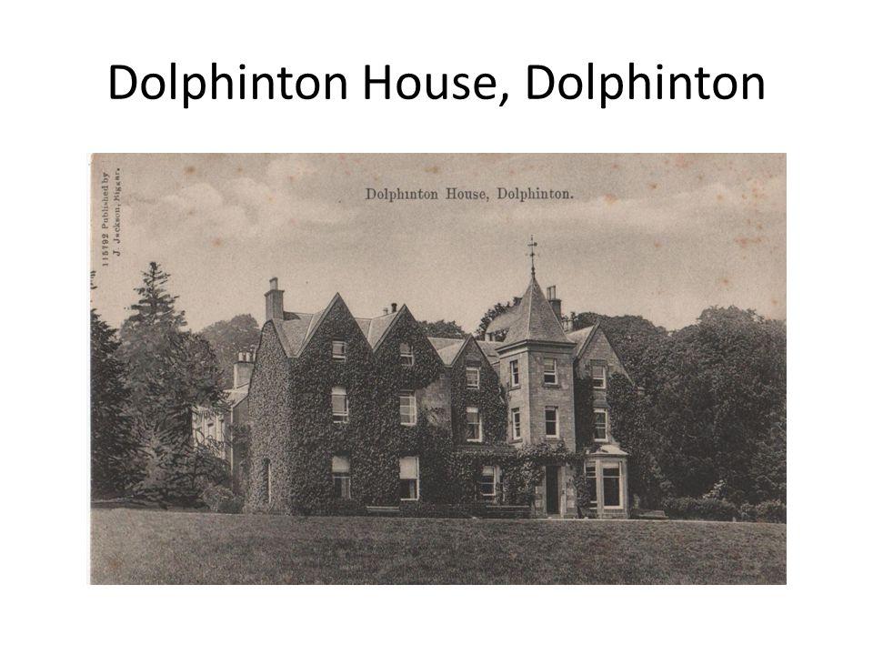 Dolphinton House, Dolphinton
