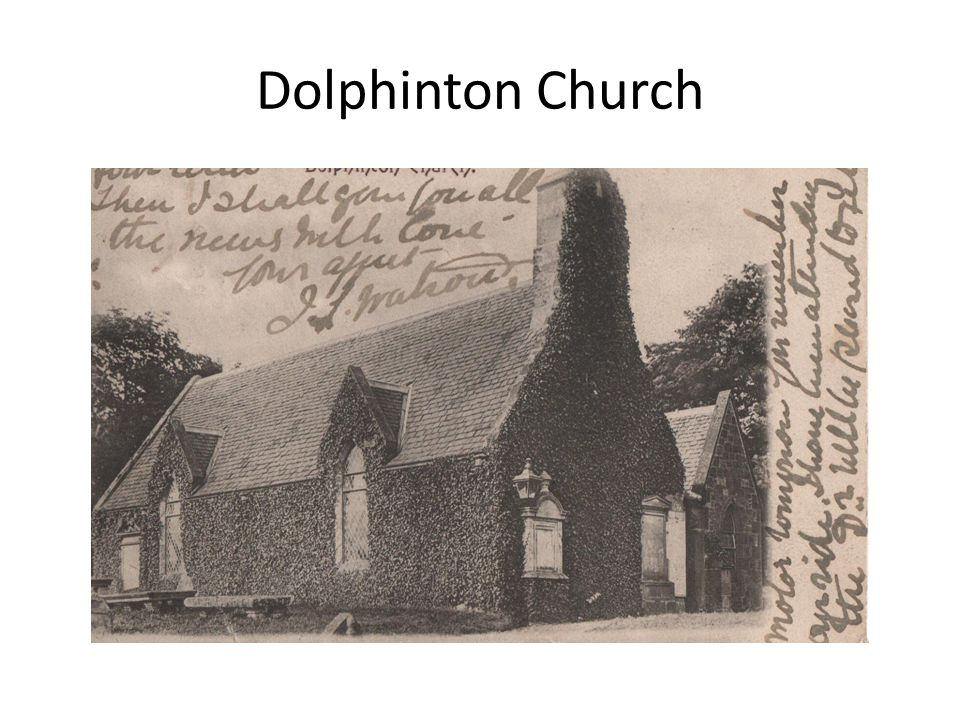 Dolphinton Church