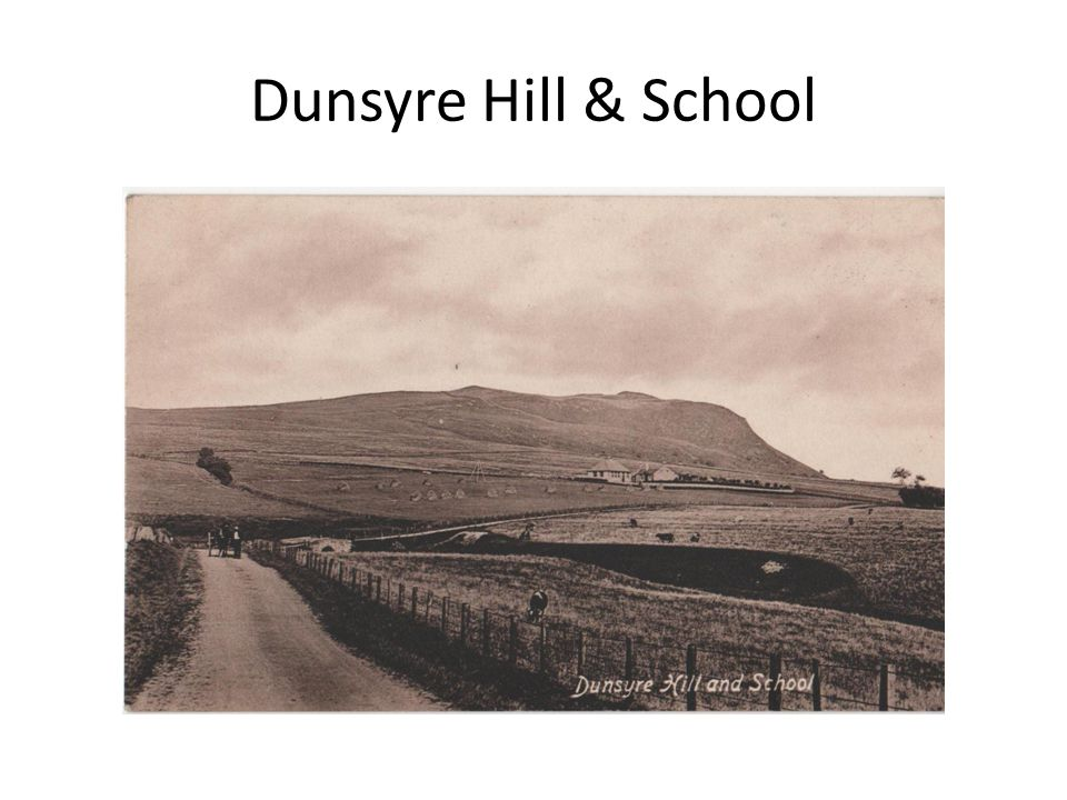 Dunsyre Hill & School